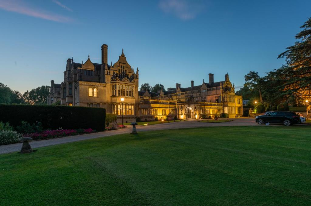 Rushton Hall Hotel and Spa - Laterooms