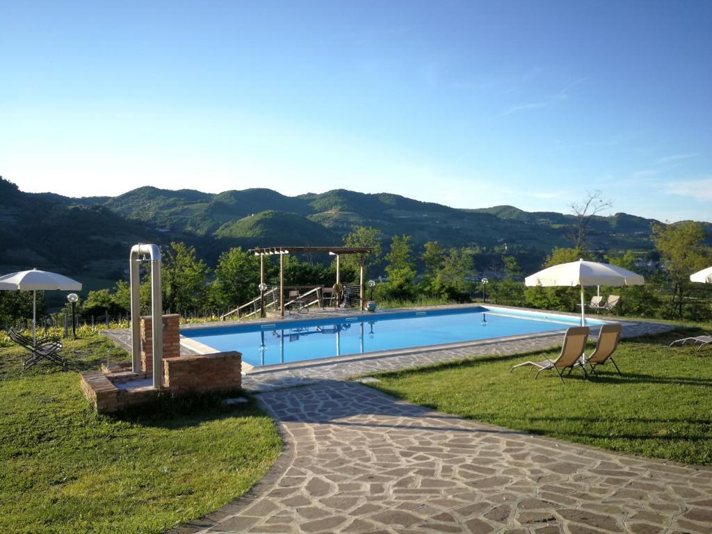 Piscina di Tenuta MonteOliveto - Romantic Cottage o nelle vicinanze