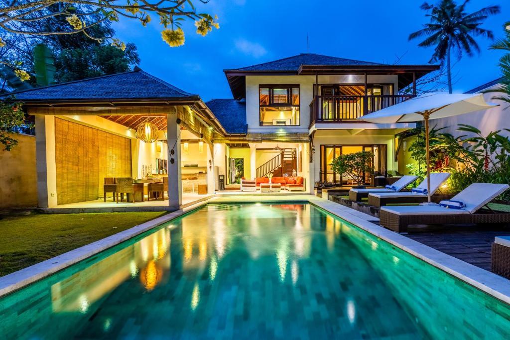 Pristine Villa Yuyu Balian