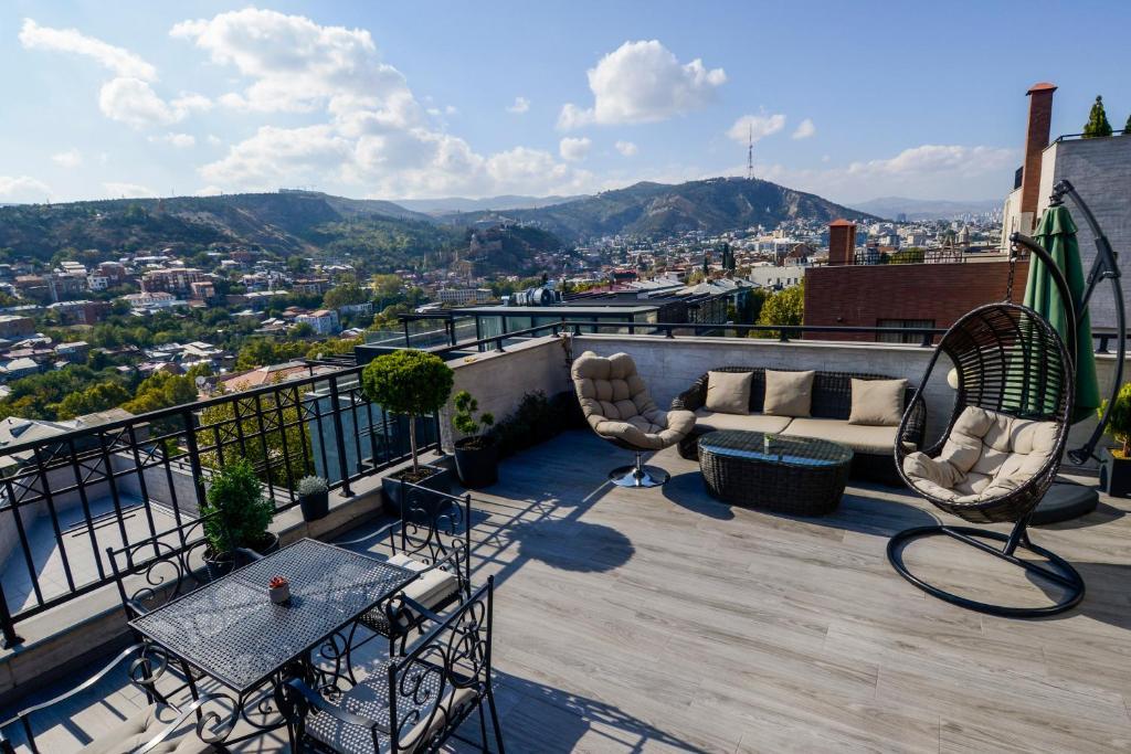 Балкон или терраса в Avlabari Terrace