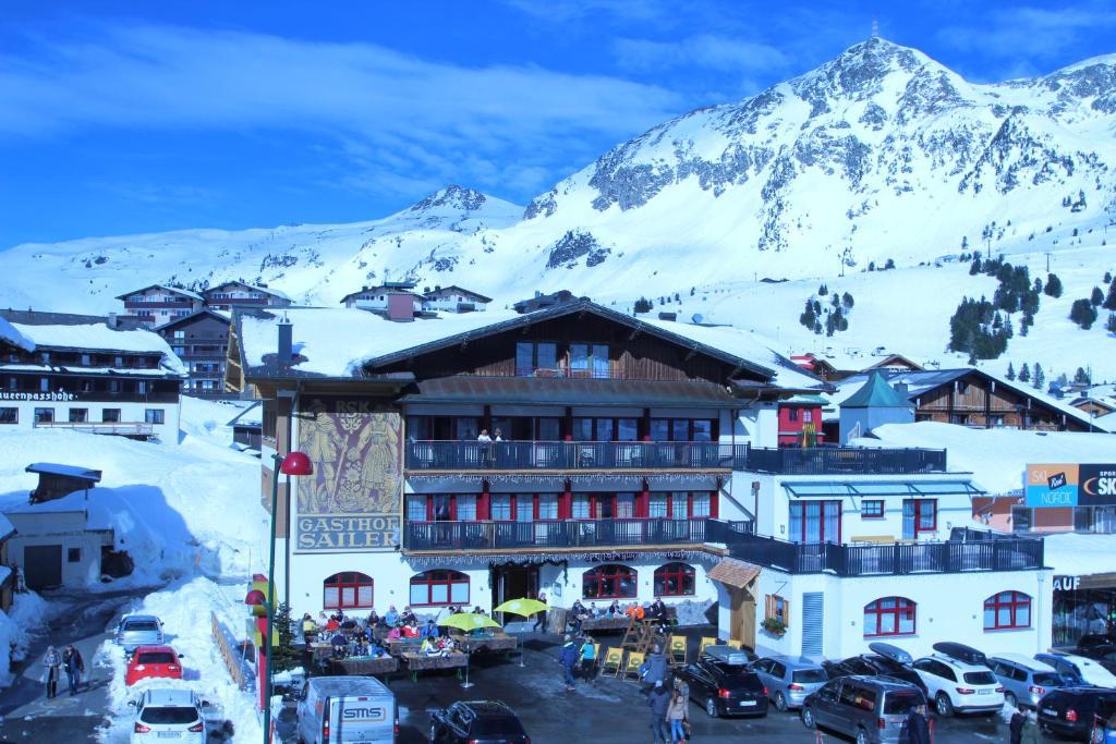 Der Sailer Hotel & Restaurant Obertauern, Austria