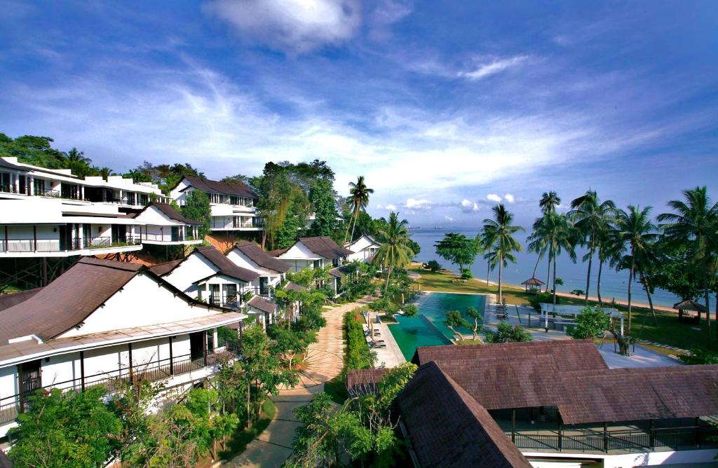 A view of the pool at Turi Beach Resort or nearby