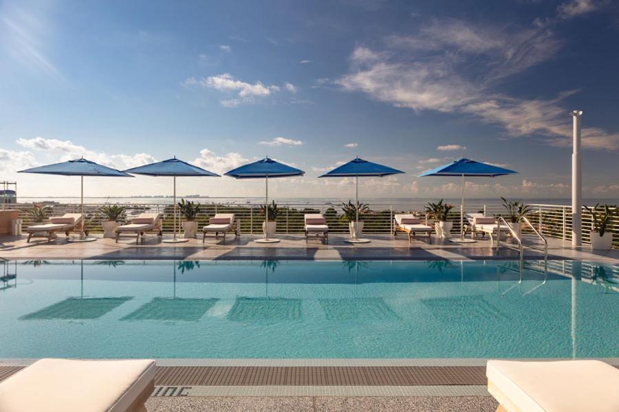 The swimming pool at or close to Mr. C Miami - Coconut Grove