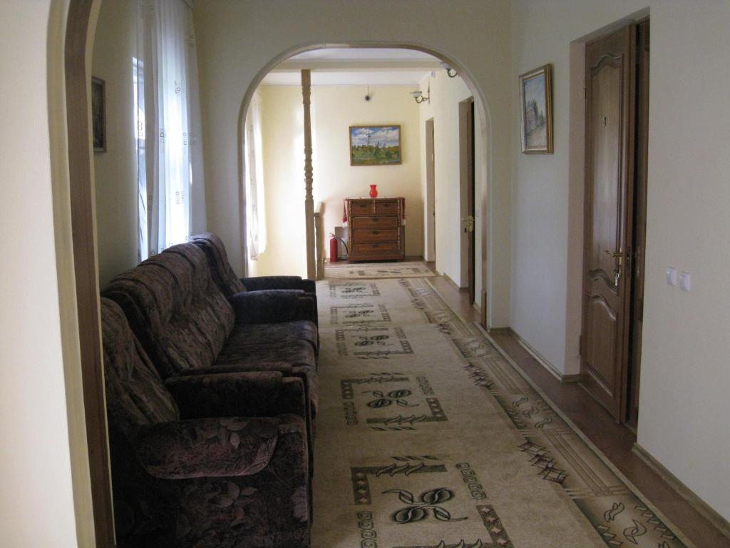 Гостиная зона в Гостевой Дом Павловых
