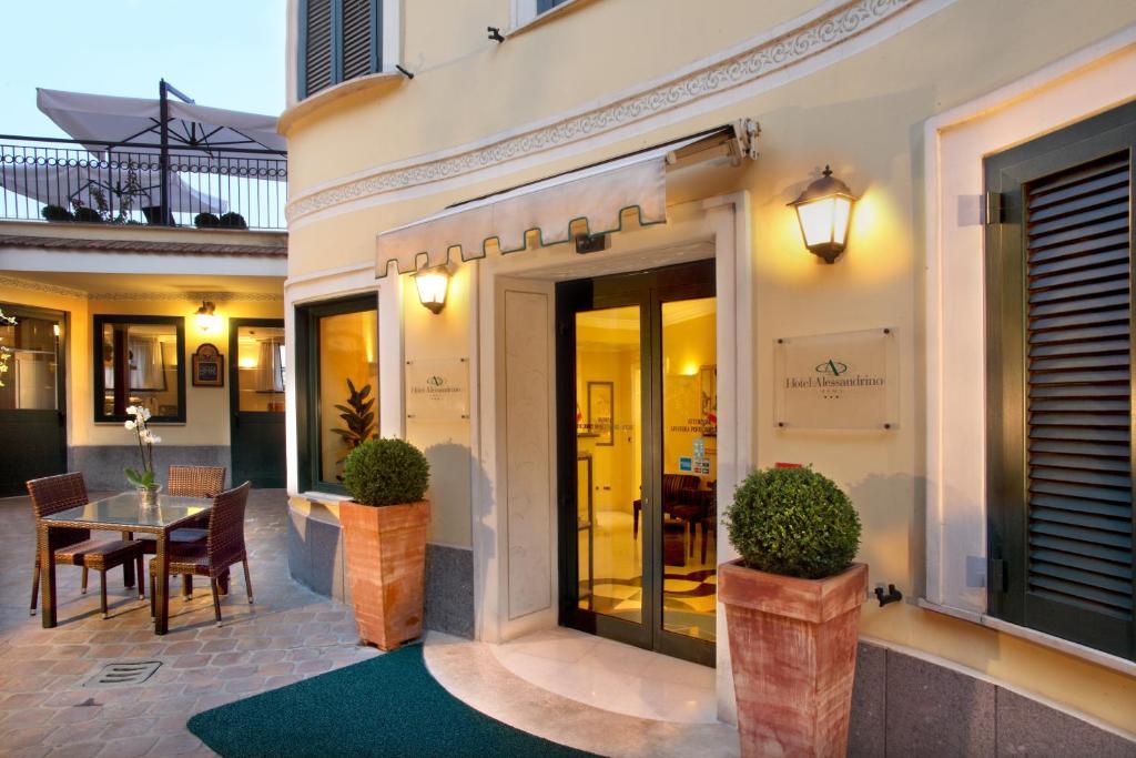 Hotel Alessandrino - Laterooms