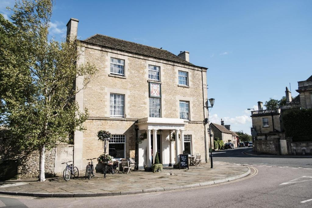 The Methuen Arms in Corsham, Wiltshire, England