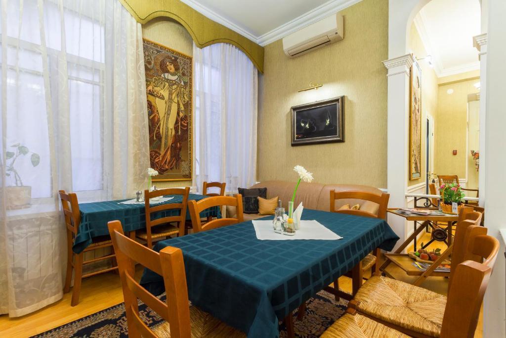 Restoran ili drugo mesto za obedovanje u objektu Baskov