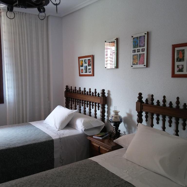 Habitaciones en El Sardinero-Santander