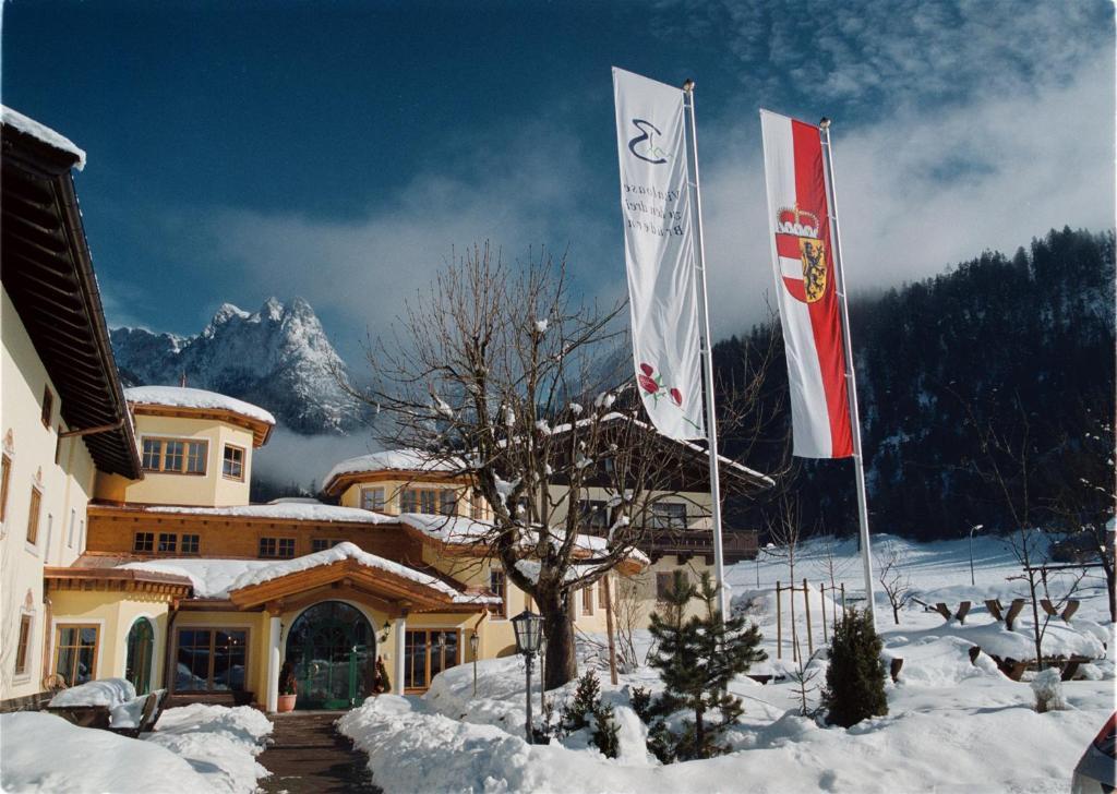 Hotel Vitaloase zu den drei Brudern Unken, Austria