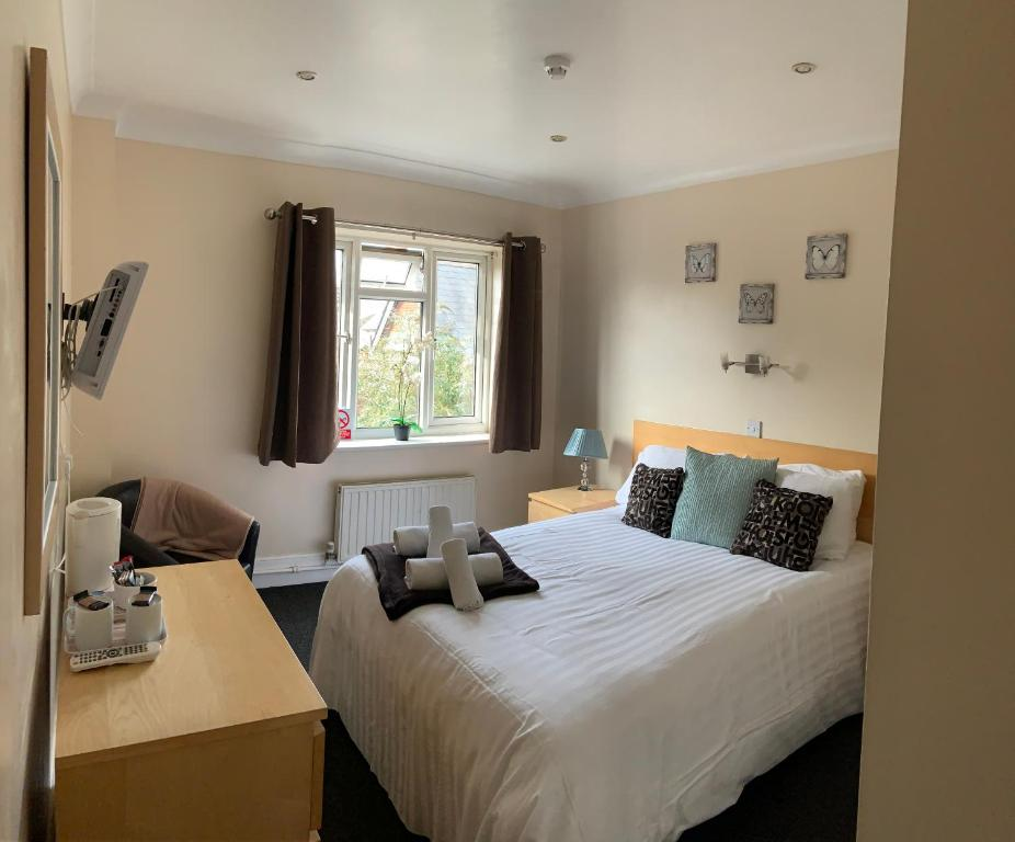 Hill Lodge - Laterooms