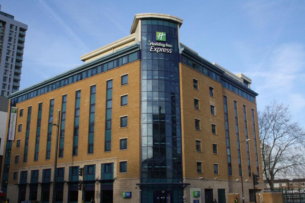 Express By Holiday Inn London Stratford - Laterooms