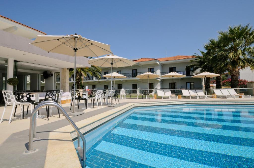 Aristotelis Hotel Fourka, Greece