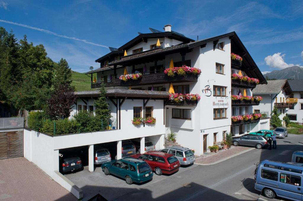 Hotel Barbara Serfaus, Austria