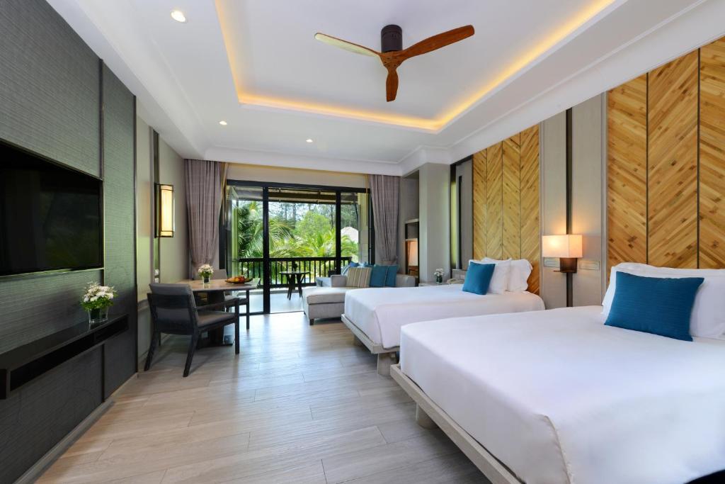 Layana Resort & Spa - Laterooms