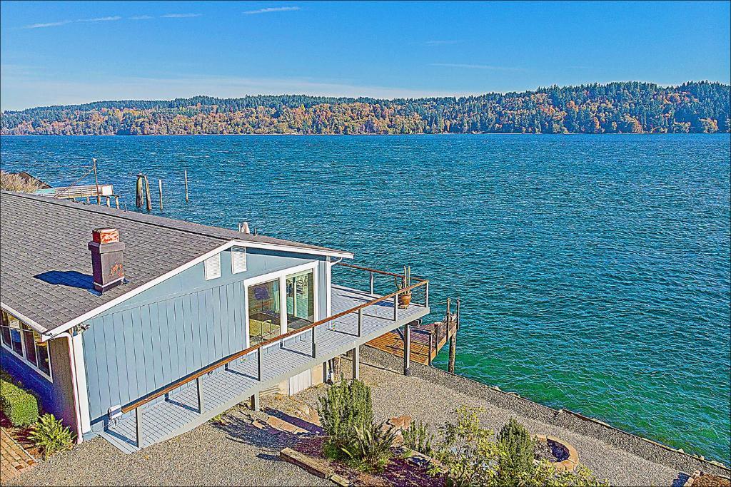 Olalla Bay Cottage