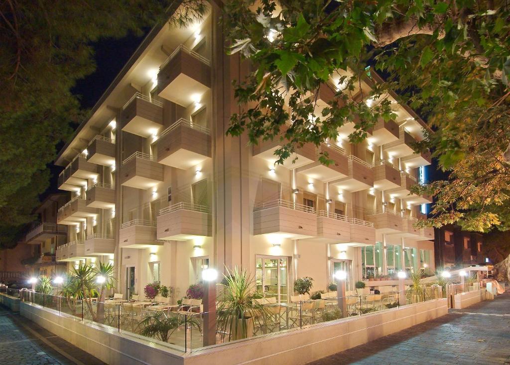 Hotel Muccioli Misano Adriatico, Italy