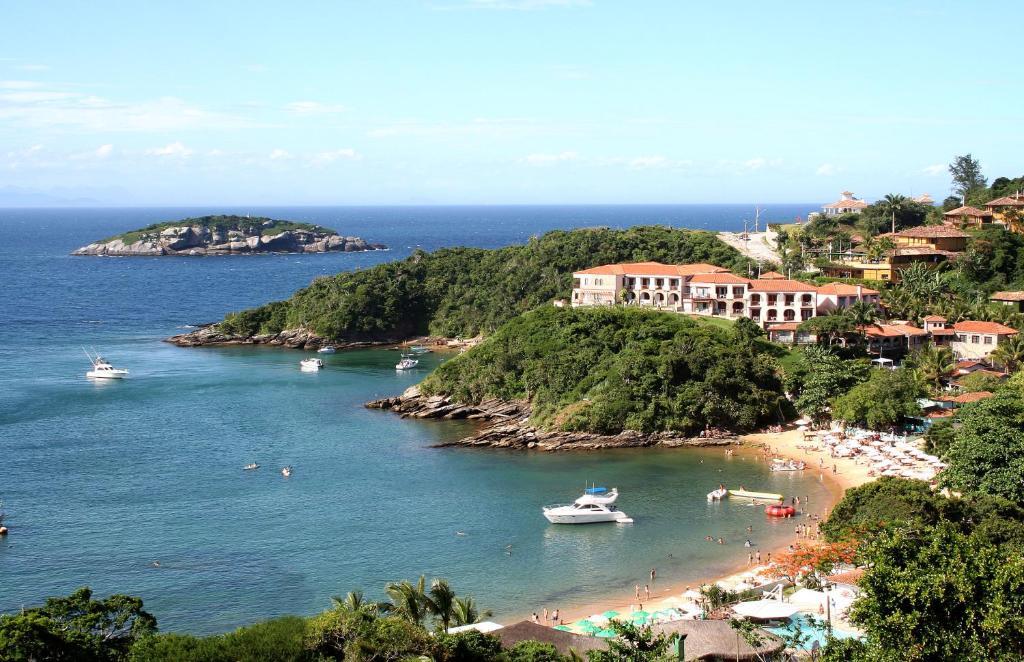 A bird's-eye view of Colonna Park Hotel