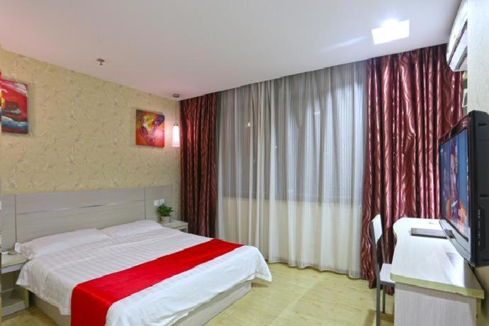 Thank Inn Plus Hotel Jiangsu Suzhou Taicanggang District Fuqiao