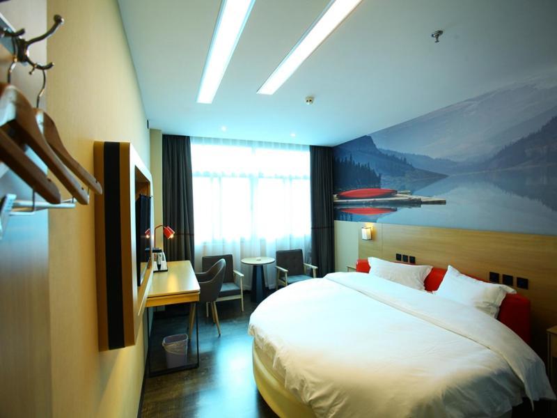Thank Inn Plus Hotel Yunnan Honghe Gejiu City Renmin Road