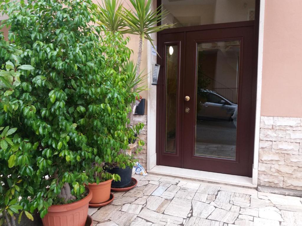 Фасад или вход в Casa Vacanze Lory