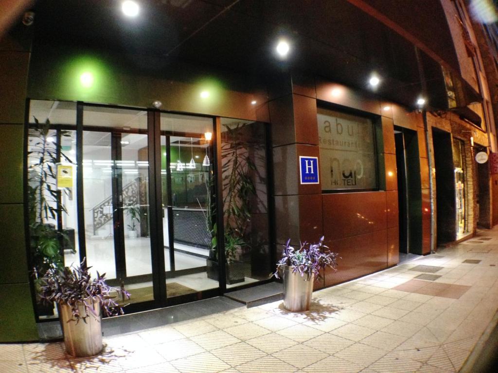 Nap Hotel Oviedo