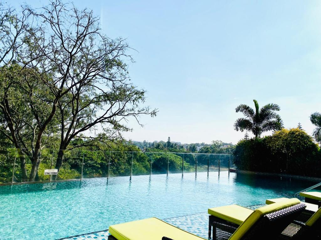 Welcomhotel by ITC Hotels, Richmond Road, Bengaluruの敷地内または近くにあるプール