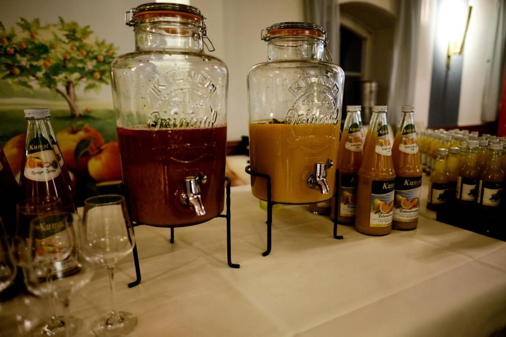 Напитки в Boutique- und Businesshotel Herrenküferei