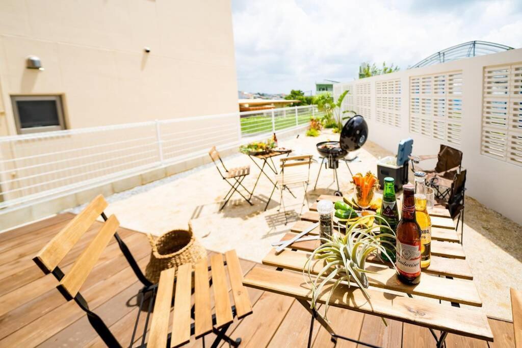 Shisa Terrace Ginoza