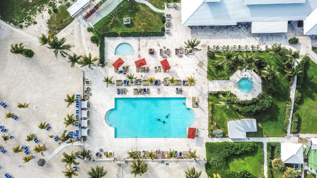Vue panoramique sur l'établissement Viva Wyndham Fortuna Beach All Inclusive