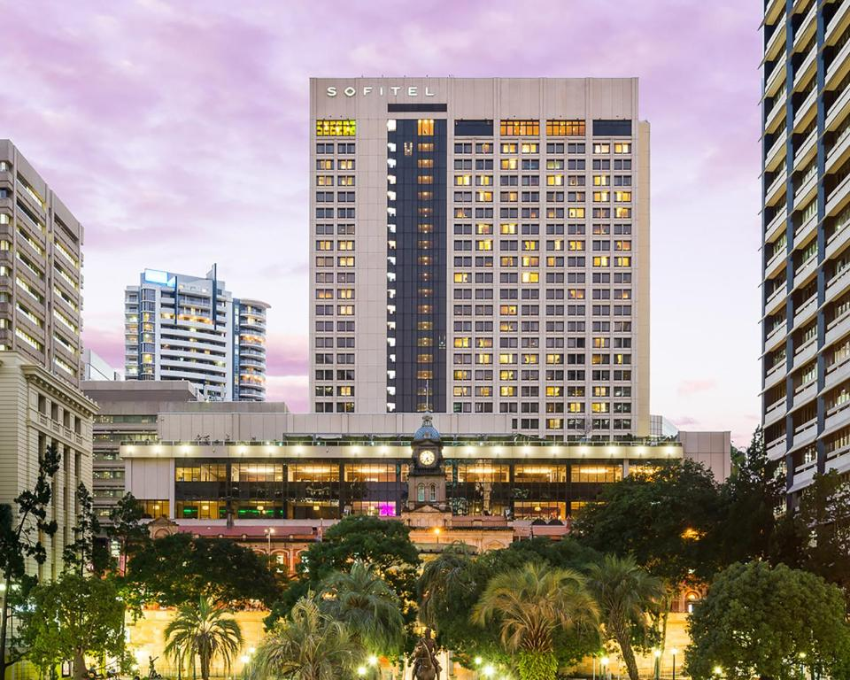 Sofitel Brisbane Central - Laterooms