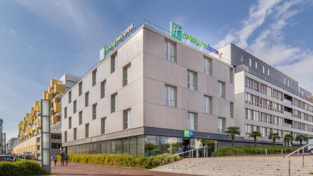 Holiday Inn Express Saint-Nazaire Saint-Nazaire, France