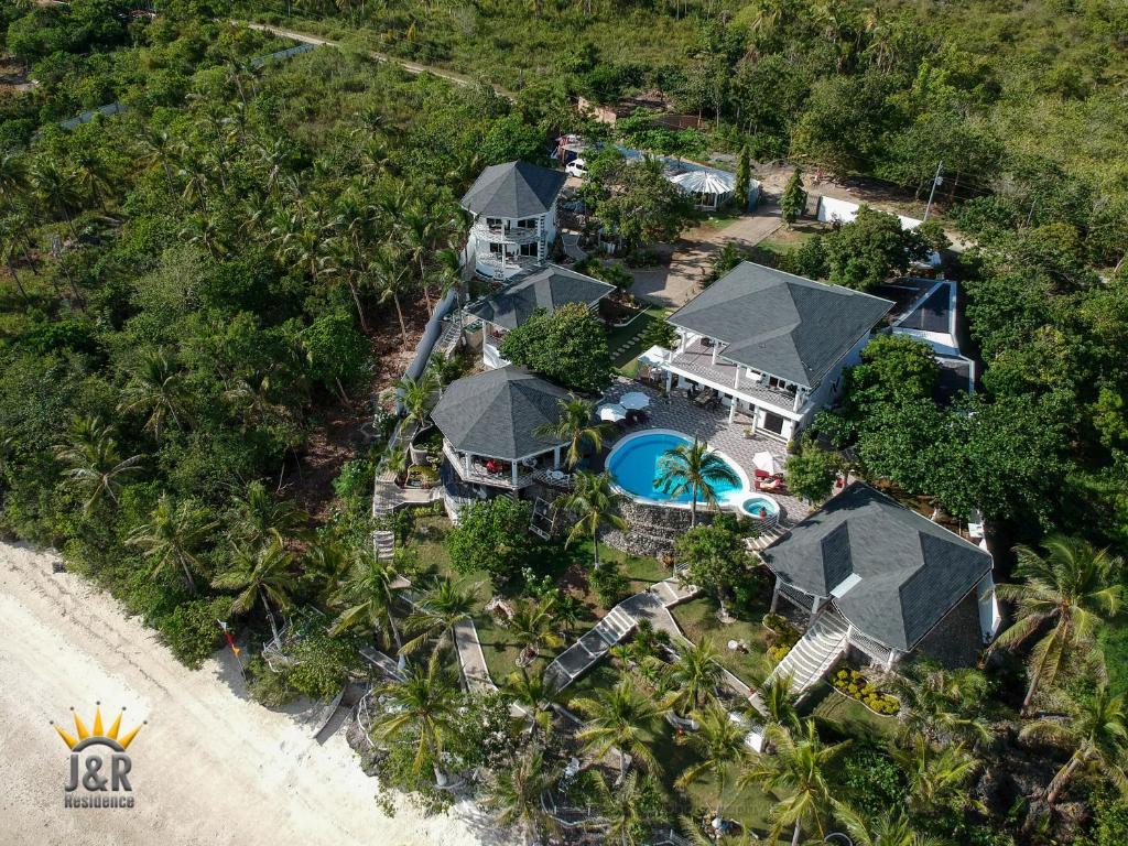 A bird's-eye view of J&R Residence