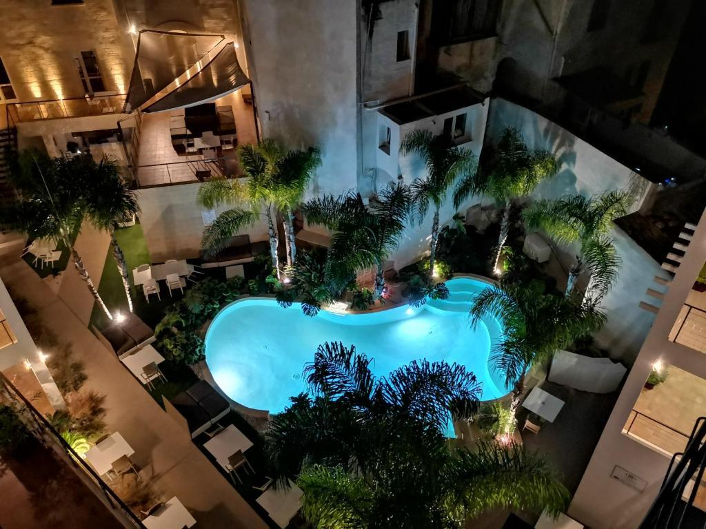 Vista sulla piscina di Resort Il Mulino o su una piscina nei dintorni