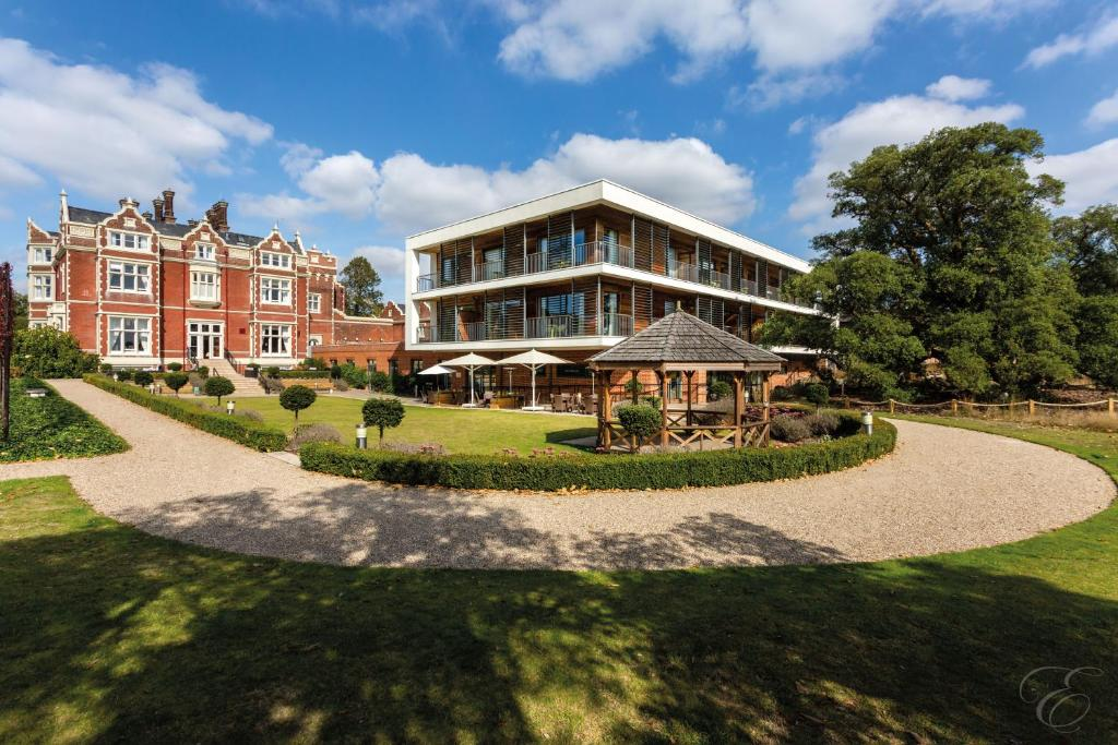 Wivenhoe House Hotel - Laterooms