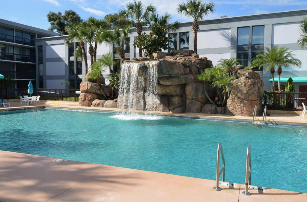 The swimming pool at or near Opal Hotel & Suites