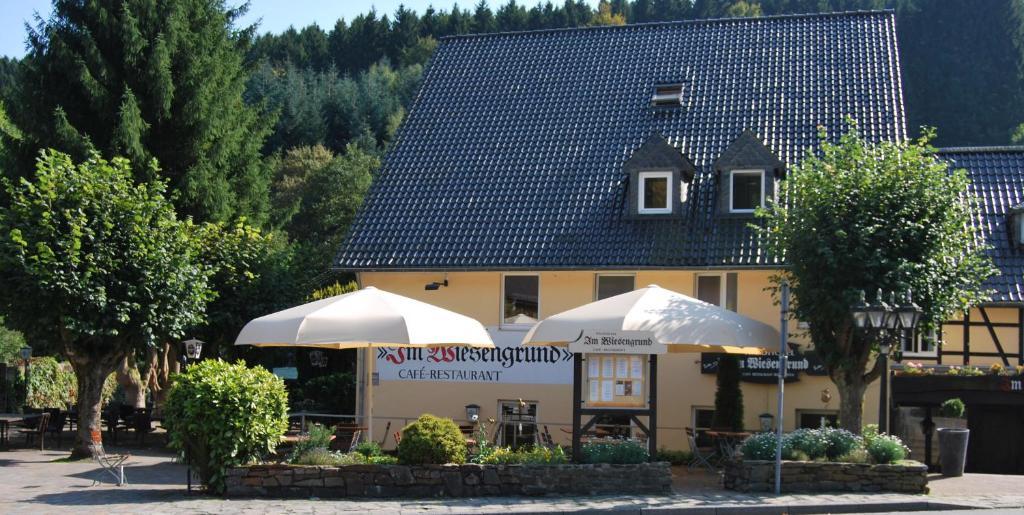 Waldhotel im Wiesengrund Hurtgenwald, Germany