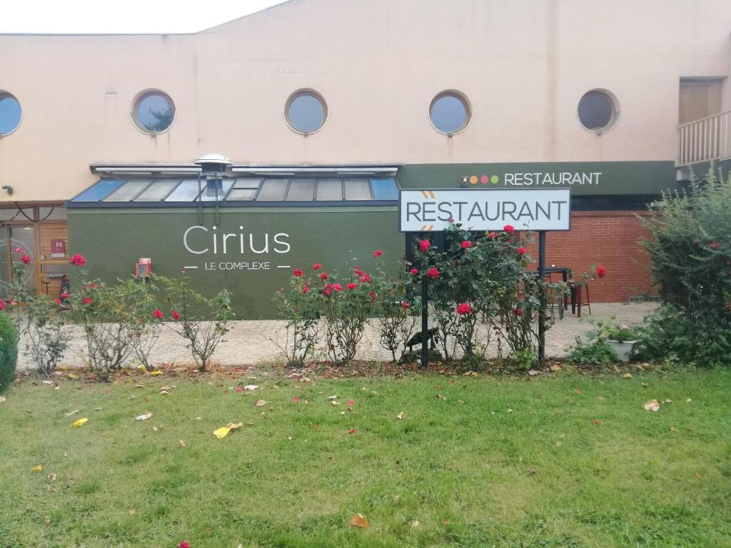 HOTEL RESTAURANT CIRIUS