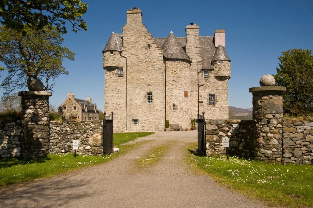 Barcaldine Castle - Laterooms