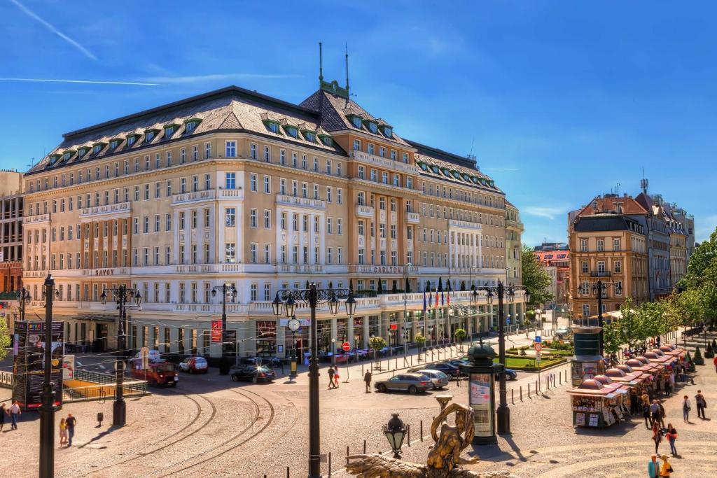 Radisson Blu Carlton Hotel, Bratislava Bratislava, Slovakia