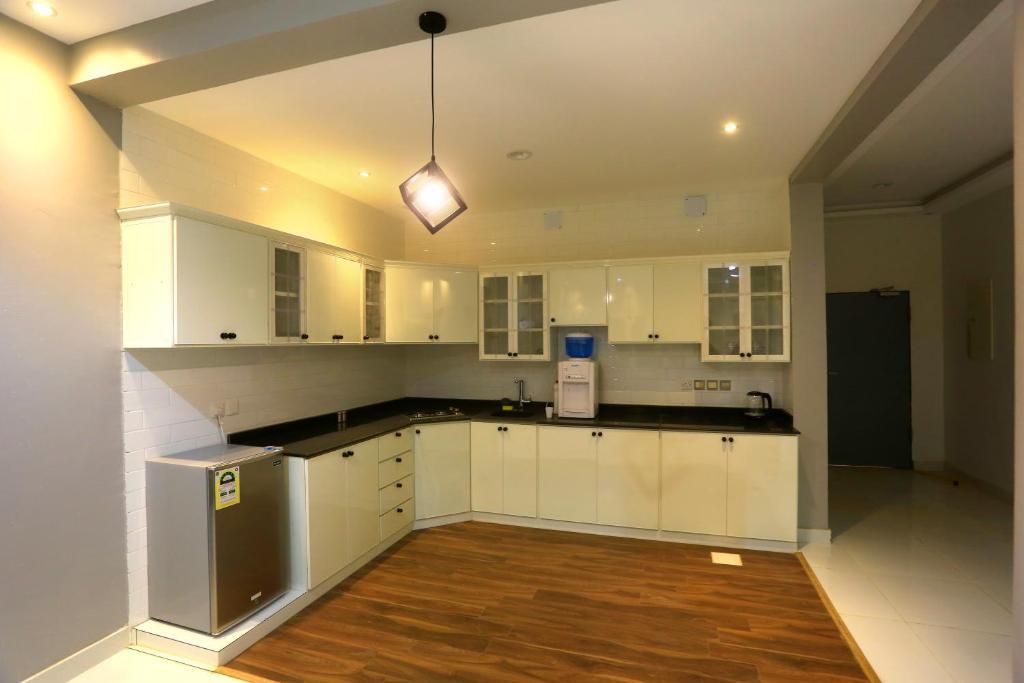 مطبخ أو مطبخ صغير في 2 شاليهات رونزالاند