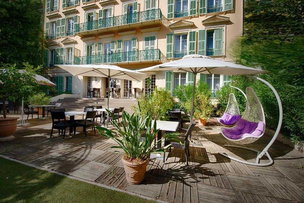 Hotel Villa Victoria Nice, France