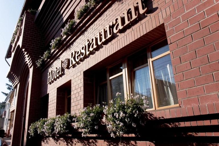 Hotel - Restaurant Gonduzo Odorheiu Secuiesc, Romania