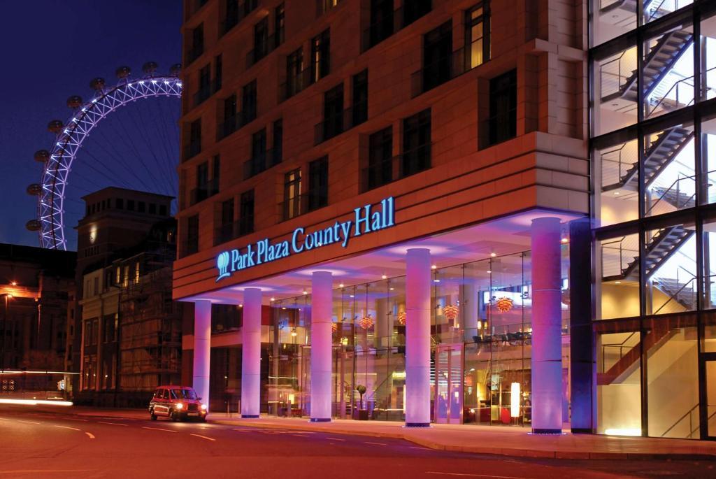 Park Plaza County Hall - Laterooms