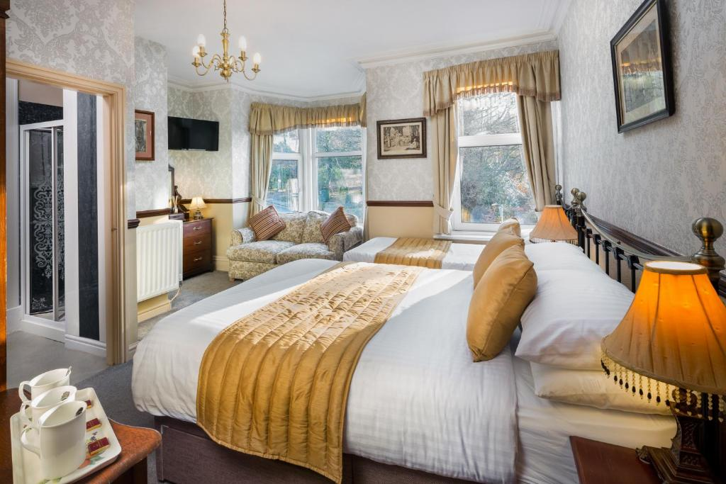 Brookfield B&B Guest House in Keswick, Cumbria, England