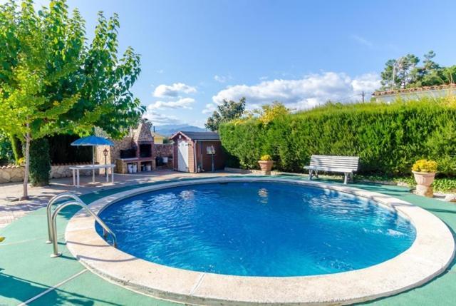 The swimming pool at or near Vallcanera Villa Sleeps 5 Pool