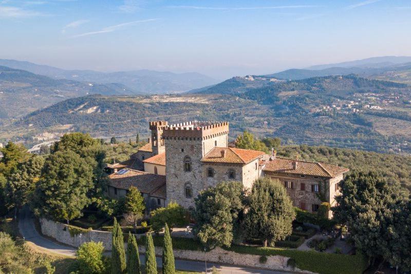 San Donato in Collina Villa Sleeps 12 Pool WiFi