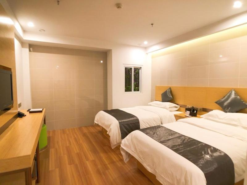 GreenTree Inn Chengde Shuangyu District Shuangtashan Business Hotel