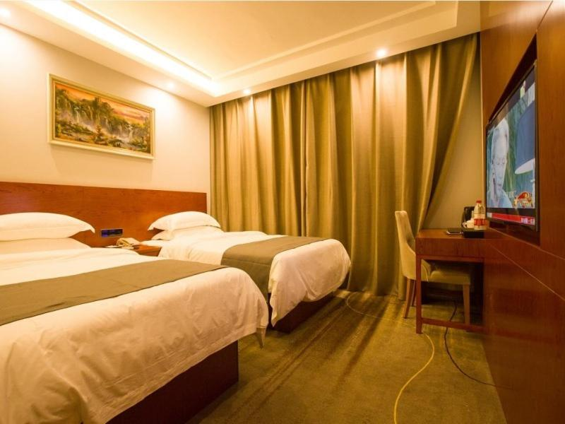 GreenTree Eastern Wenchang City Space Coconut Grove Bay Hotel