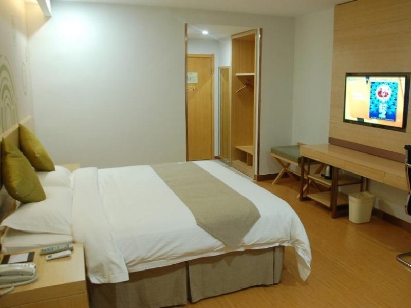 GreenTree Inn Linyi Shuixian Bus Station Business Hotel