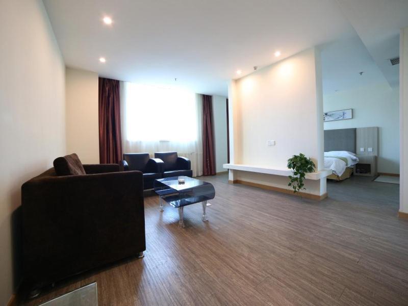 Green Alliance Chengde Summer Resort Affiliated Hospital Hotel